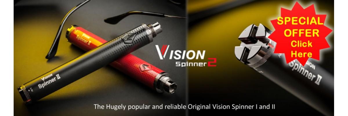 Vision Spinner 2 Offer