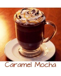 Caramel Mocha E-Liquid Vape Juice 30ml by Oplus