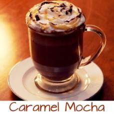 Caramel Mocha E-Liquid Vape Juice 10ml by Oplus