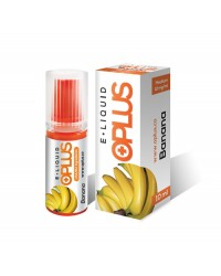 Banana E-Liquid 10ml by Oplus