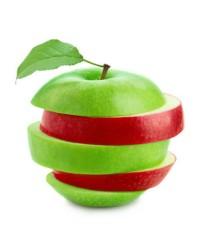 Double Apple E-Liquid Vape Juice 10ml by Oplus