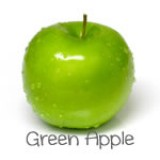 Green Apple Nic Salts Vape Juice 30ml by Oplus