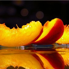 Juicy Peach E-Liquid Vape Juice 10ml by Oplus