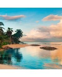 Caribbean Sunset 3mg VG E-Liquid 30ml by Oplus