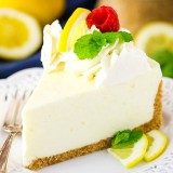 Lemon Cheesecake 3mg VG E-Liquid 30ml by Oplus