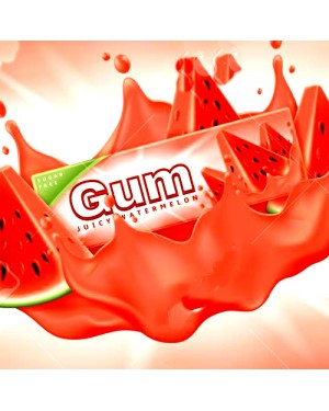 Watermelon Gum 3mg VG E-Liquid 30ml by Oplus