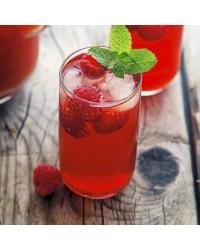 Raspberry Mint E-Liquid Vape Juice 10ml by VADO (UK)